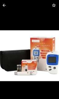 Sinocare Blood Glucose Meter, Lancets & Strips