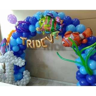 Party Balloon Services