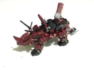 Zoids Red Horn The Terrible