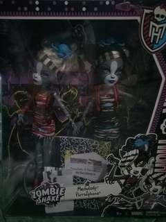 Monster high 1 set isi 2