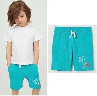 H&M short pant ( 3-4 years old ) New