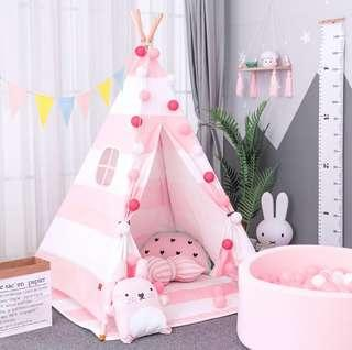 Teepee Tent for Kids and Babies
