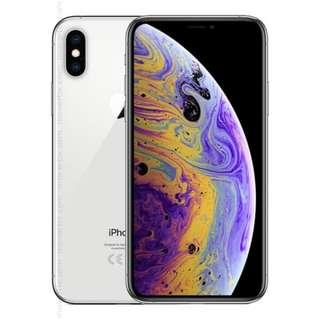 iPhone XS Silver 64Gb