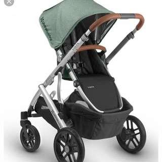 Uppababy baby stroller