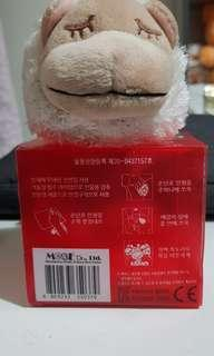 Cute sheep heat pack toy