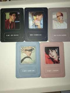 Wanna one Undivided Magnet
