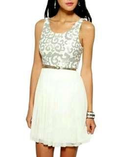 🆕 Love Bonito Sequins Dress [M]