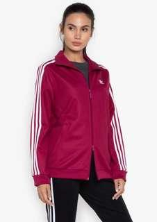 authentic adidas 3-striped jacket