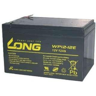 Long 12V 12AH SLA Battery for Electric Scooter