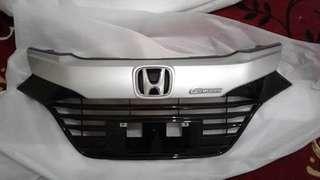 Front Grill Honda HR-V Mugen ORI