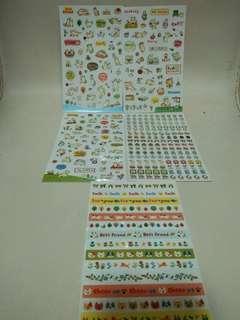 貼紙 stickers(包郵)