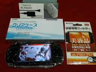Piano Black psp slim 2000 4gb v6.60 Downloadable