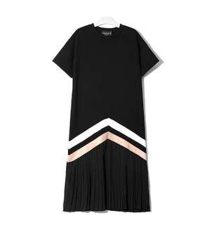 BN Colour Block Dress