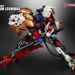 Perfect effect origin leonidas BBTS