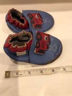 Robeez shoe leather