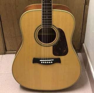 TOYAMA Japan Acousic Guitar