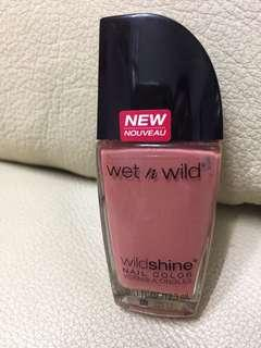 Wet n Wild Nail Lacquer Colour Polish