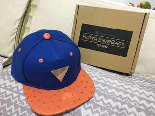 HATer SnapBack帽子