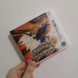 🚚 Pokemon Ultra Sun 3DS