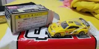 Tomica Super GT Yellow hat Z