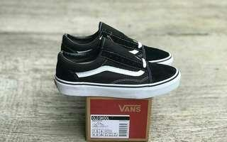 ORIGINAL Vans Old Skuul Black White