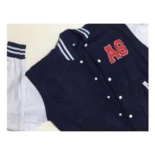 Jacket dark blue
