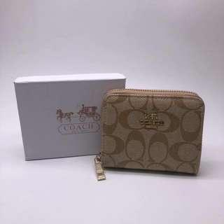 COACH WALLET SHORT