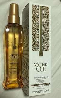 L'Oreal Professionnel Mythic Oil Radiance Oil with Argan Oil Hair Care