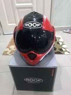 Roof Desmo Flip up Helmet