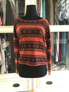 Sweater fall look forever 21