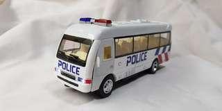 1:38 diecast new SPF Livery GRF bus