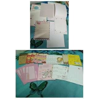 Stationery Bundle (Papers & Envelopes)