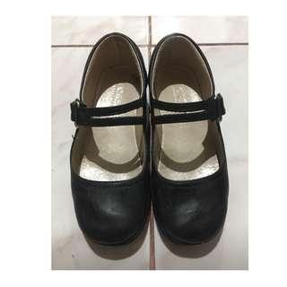 Florsheim Kids Black Shoes
