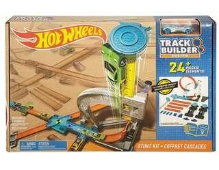 Hot Wheels Track Builder System Stunt kit