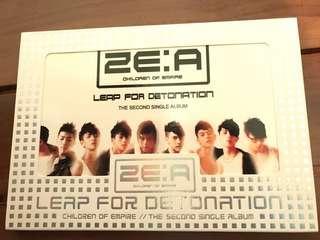 🚚 ZE:A LEAP FOR DETONATION 2nd album