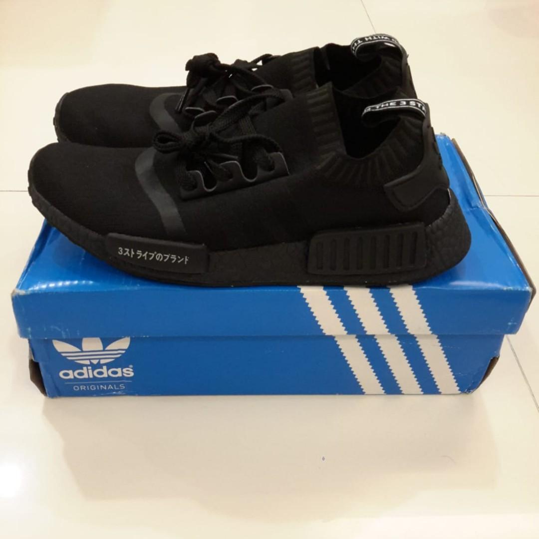 Adidas 'triple R1 Nmd Japan Black' 8n0wPNOkX