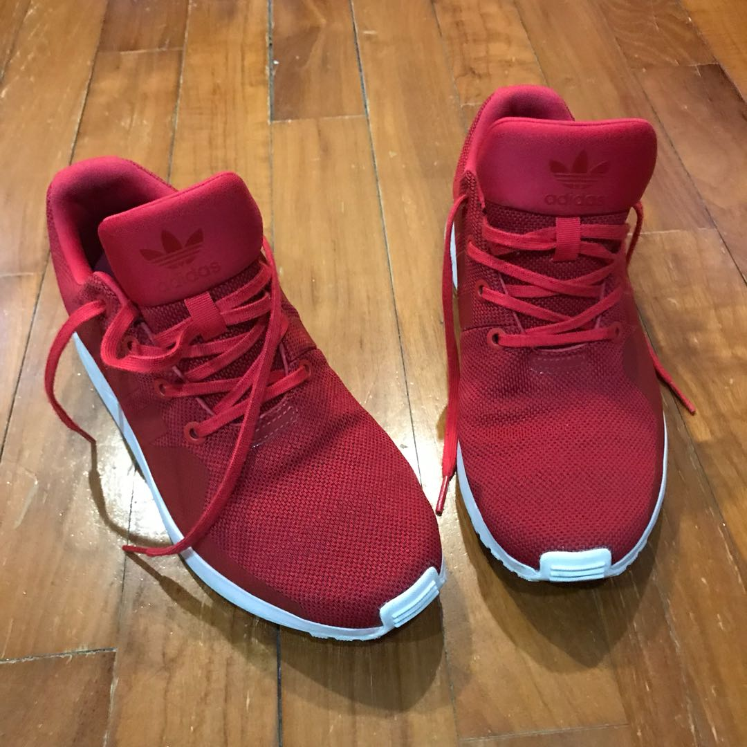 0261a3431 ... adidas flux all red