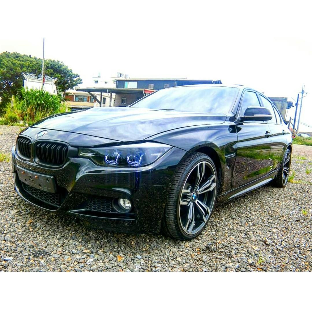 【廠牌】:BMW 【車種】:F30 328i 2000cc 【年份】:2012