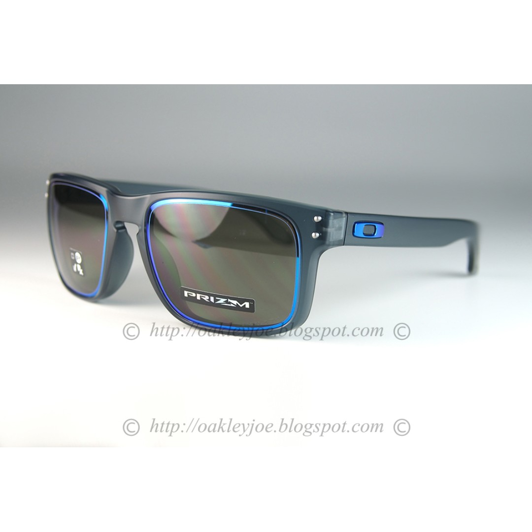 054104b923 BNIB Oakley Holbrook Fire and Ice Collection matte crystal + prizm ...