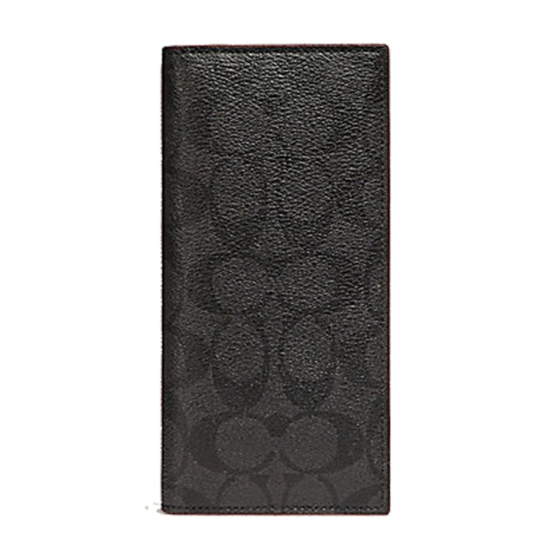 ccf9ca90879b4 Coach Breast Pocket Wallet (F25518)