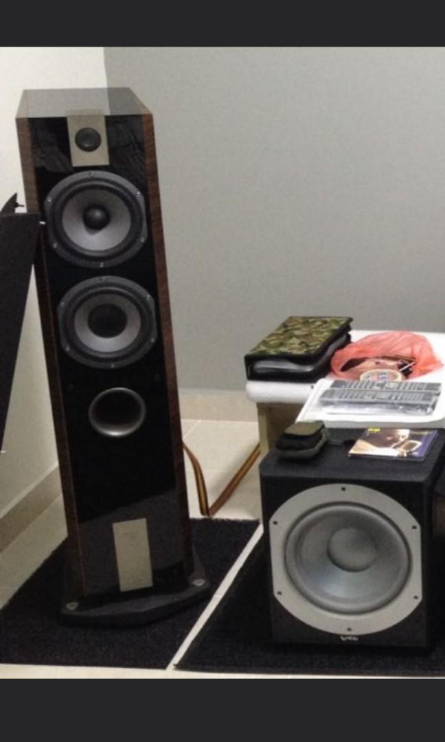 Focal Chorus 816v Speakers, Electronics, Audio on Carousell