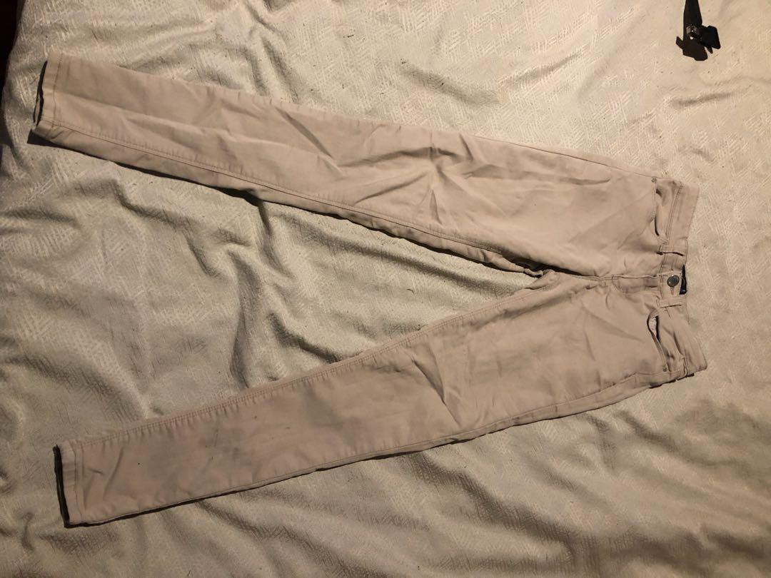Glasson Jeans High Waist
