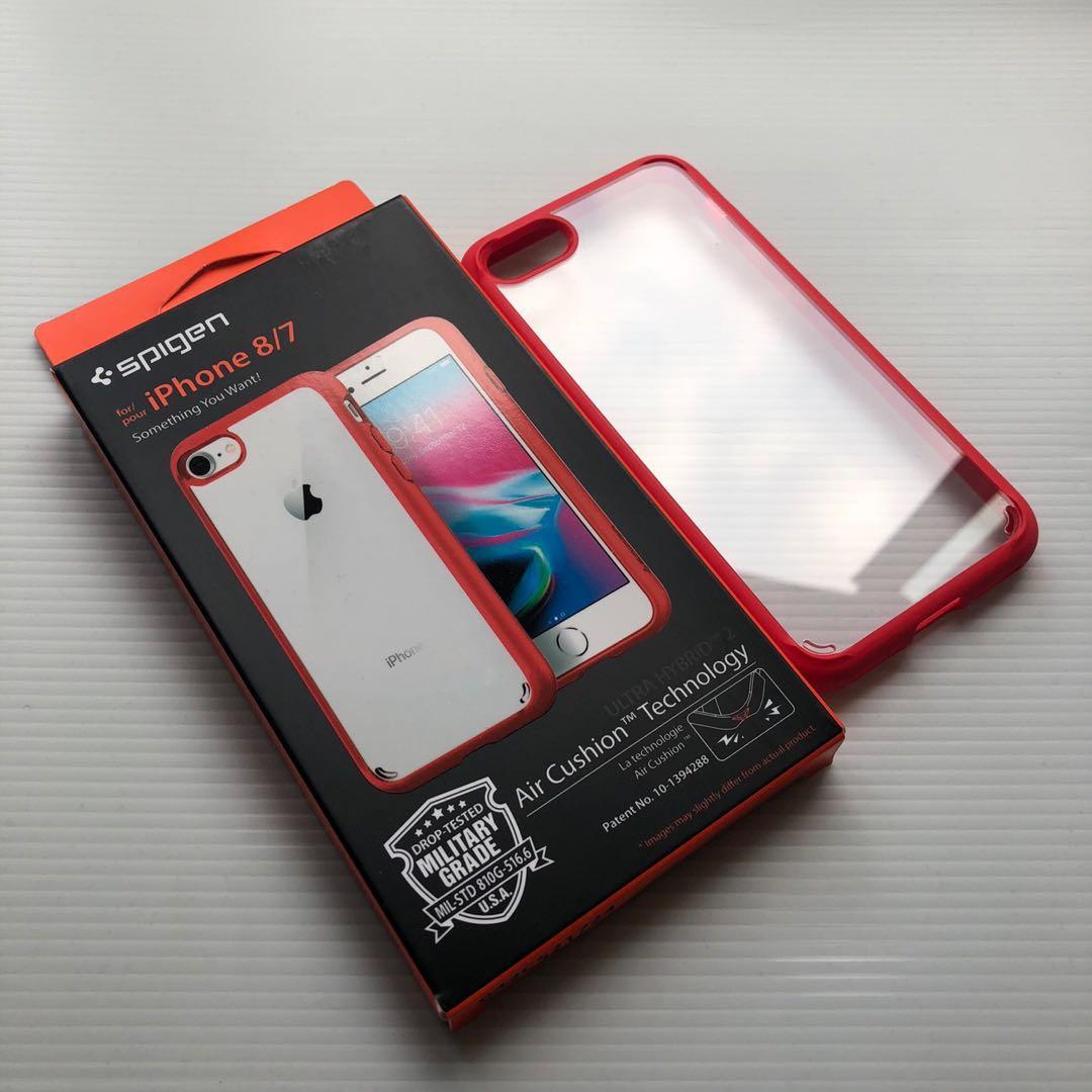 Iphone 8 Spigen Ultra Hybrid
