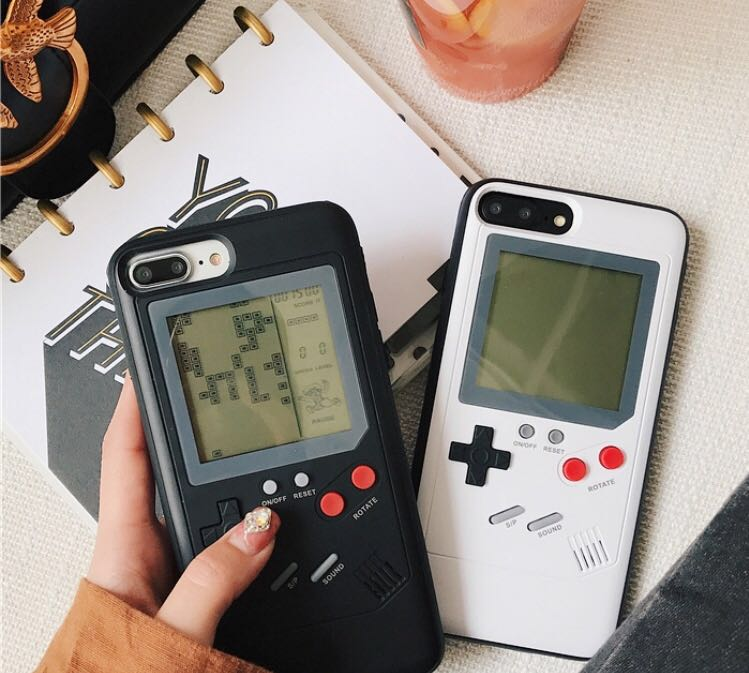 iPhone childhood game case, Bulletin Board, Preorders on