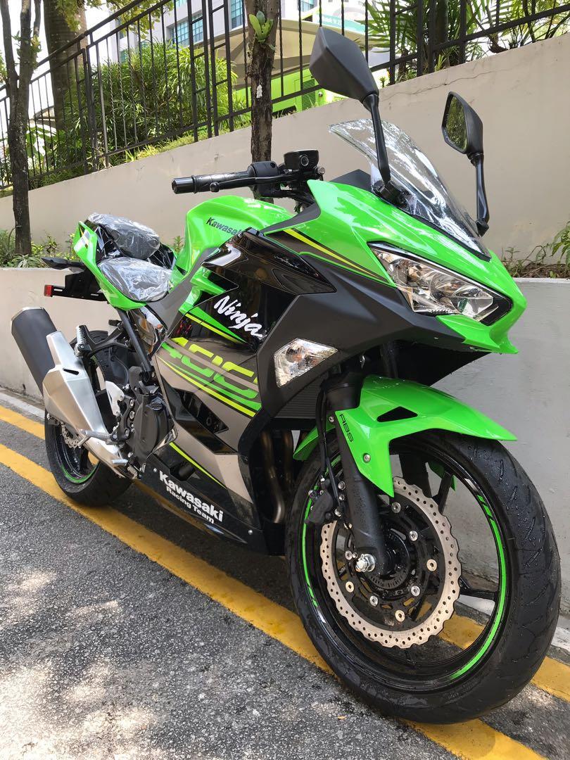 Kawasaki Ninja 400 Abs Motorbikes Motorbikes For Sale Class 2a On