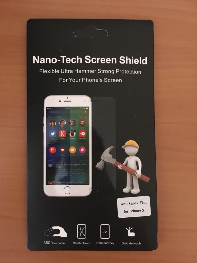 crack proof iphone screen protector