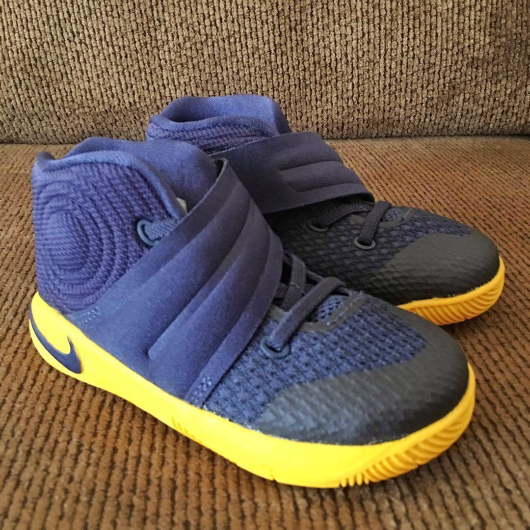 quality design 14cc8 a9e2c NEW! Authentic Nike Boys' Kyrie 2 Shoes (TD) (Size 8C) on ...