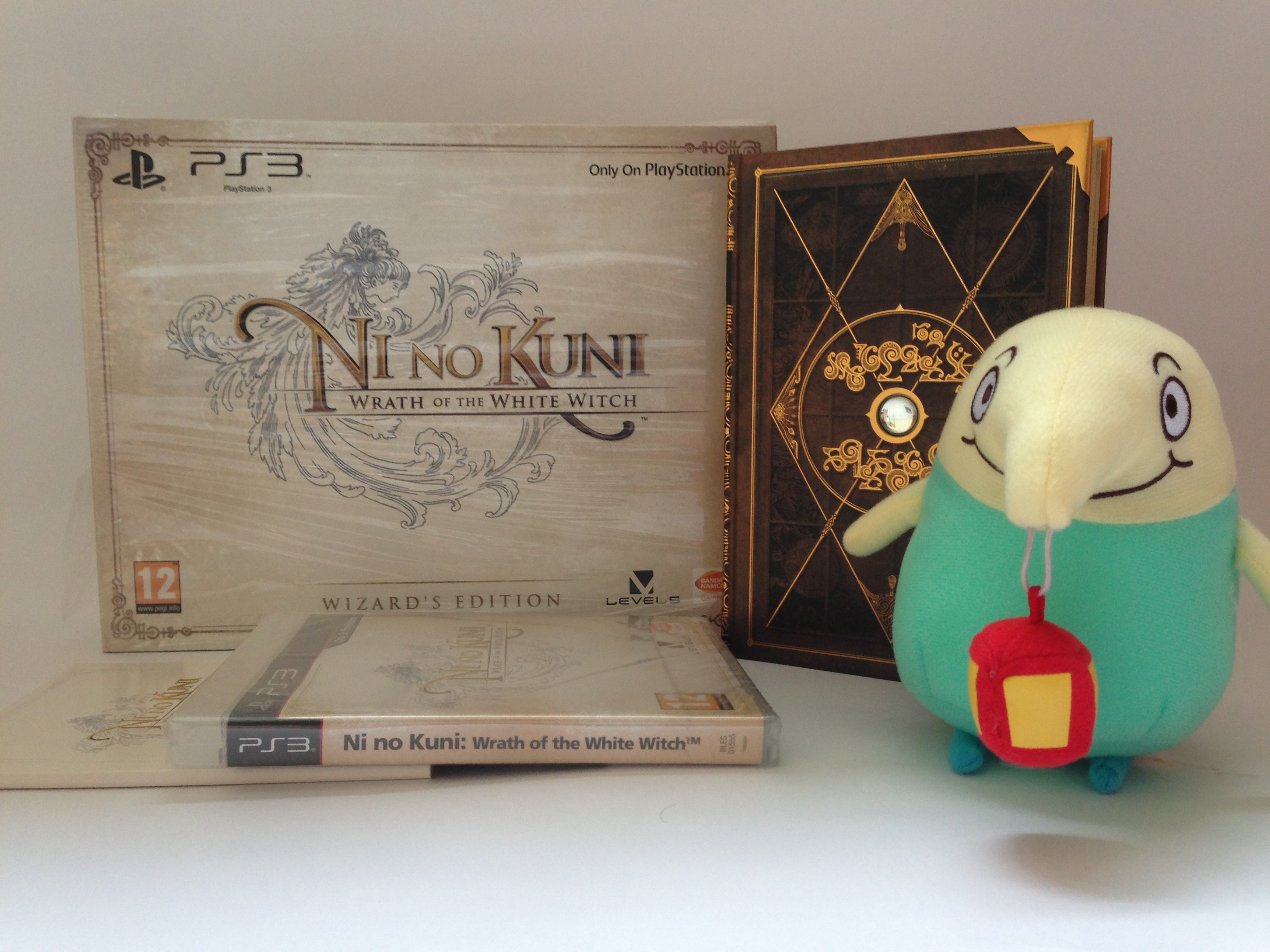 ni no kuni collectors edition