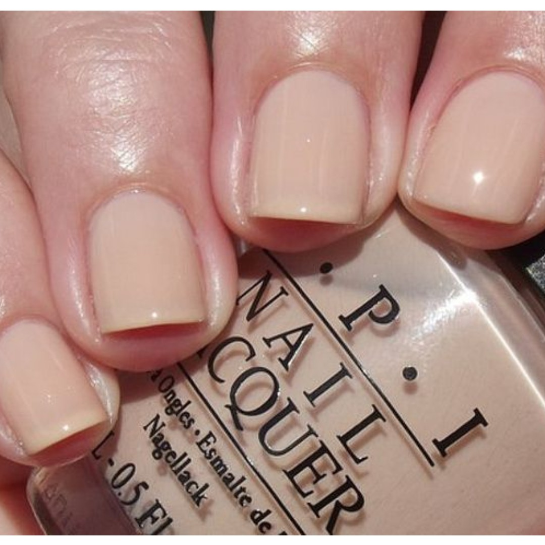OPI Nail Lacquer Polish 15ml Samoan Sand NL P61, Health & Beauty ...