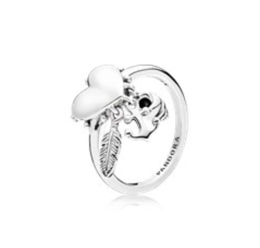 ca9cd0fa2 Pandora Authentic Dreamcatcher Ring, Luxury, Accessories, Others on ...